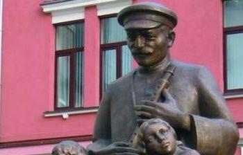 Памятник дудуку Песня Родины г. Москва