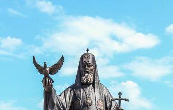 Патриарх Московский и всея Руси Алексий II г. Йошкар-Ола