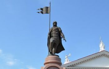 Святой благоверный князь Александр Невский, небесный покровитель Волгограда г. Волгоград
