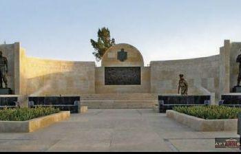 Воинский мемориал г. Ирбит Иордания