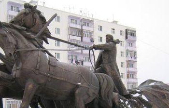 Тройка. г. Ленск (Якутия)