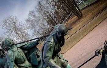 «Слепцы» Питера Брейгеля. г. Гаага (Нидерланды)
