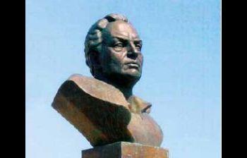 Поэт Петр Хузангай. г. Чебоксары (Республика Чувашия)