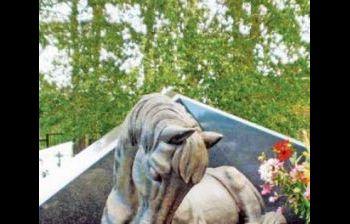 Надгробие  (совместно с «Матюхи-стиль и К»)