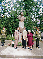Скульптор М. Переяславец