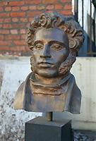 Скульптор А.Н. Бурганов