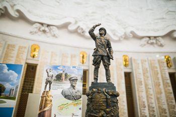 Около «Солнцево-Парка» возведут монумент в честь легендарного летчика С.И. Грицевца