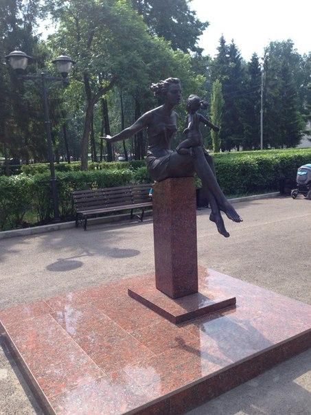 Памятник Матери в Стерлитамаке