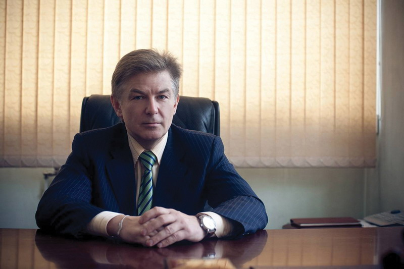 Александр Устенко: Стремитесь быть первыми в своем деле!