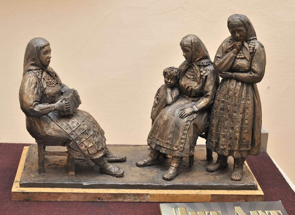 В Ижевске подведены итоги открытого конкурса на лучший памятник бабушке