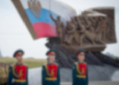 Открытие памятника Героям Великой Отечественной Войны