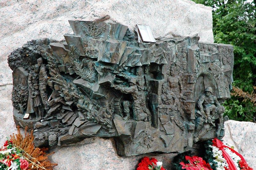 Памятник воинам-интернационалистам на Поклонной горе в Москве   Портфолио