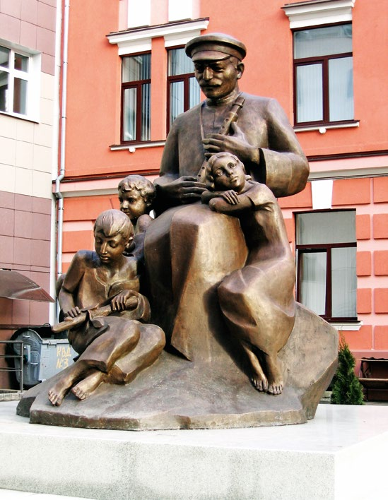 Памятник «Песня Родины» в Москве