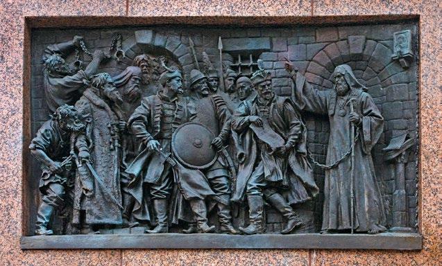 Памятник патриарху Гермогену в Москве | Портфолио