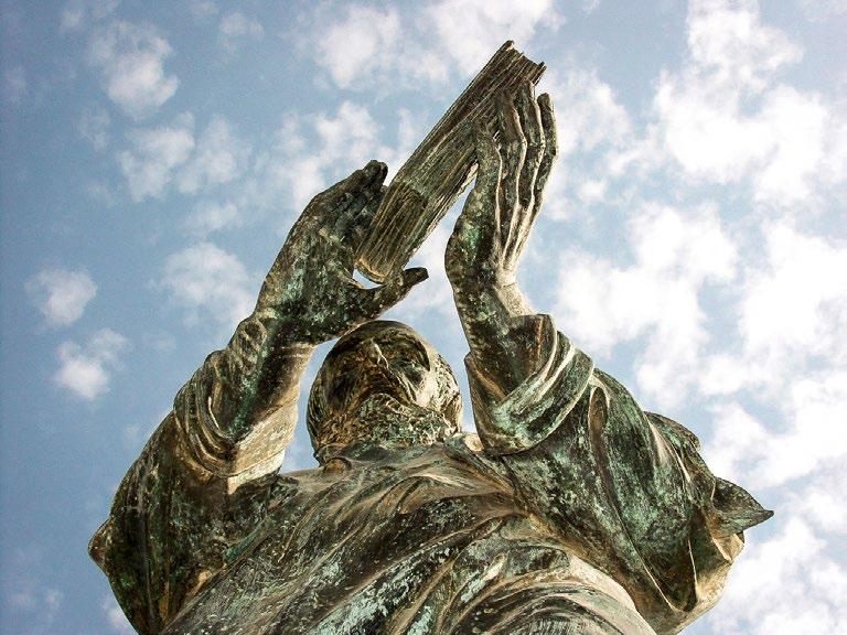 Памятник святому апостолу Павлу в Дамаске | Портфолио