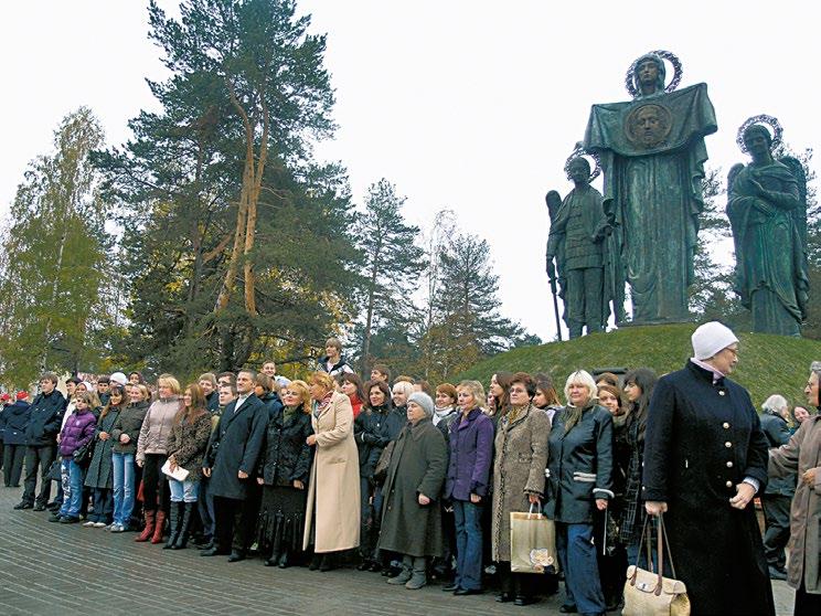 пос. Снегири, Ленино-Снегиревский мемориальный исторический комплекс Истринского района