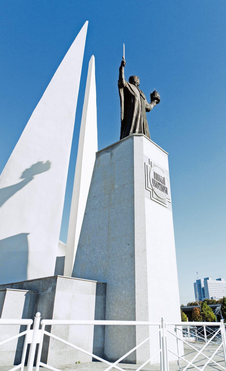 Памятник святителю Николаю Чудотворцу в Калининграде