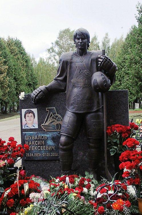 Памятники Максиму Шувалову и Никите Клюкину в Рыбинске | Портфолио