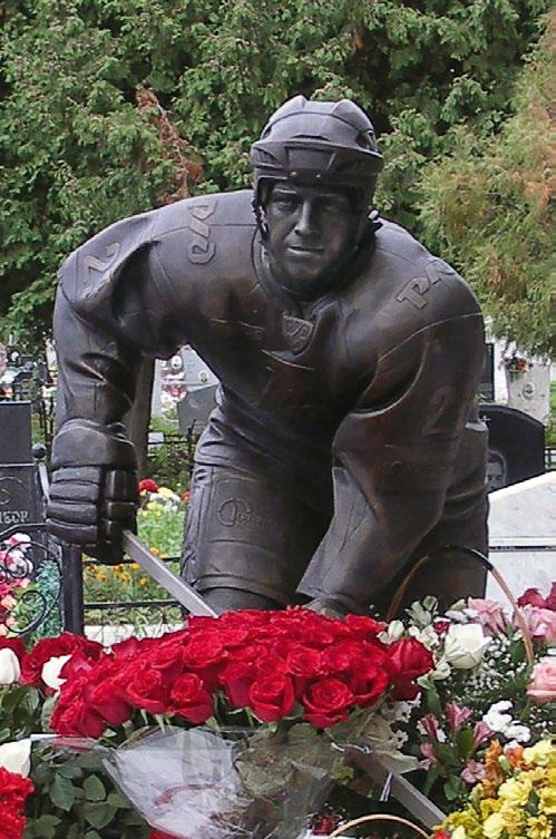Памятники Максиму Шувалову и Никите Клюкину в Рыбинске